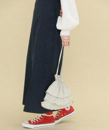 URBAN RESEARCH/【KBF】フリルプリーツ巾着BAG/501931764