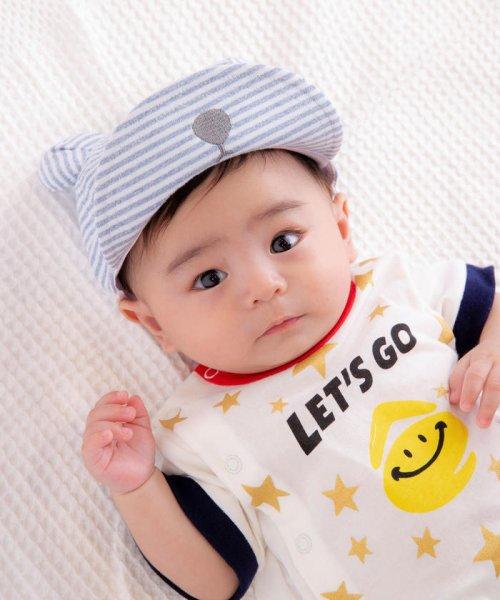 e-baby(イーベビー)/フライスボーダーミミ付きキャップ/183412559