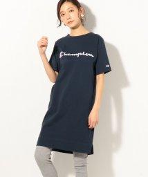 coen/Champion(チャンピオン)サイドスリットワンピース/501953885