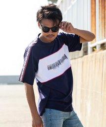 AZ by junhashimoto/AZ by junhashimoto(エーゼイ バイ ジュンハシモト) ロゴラインビッグTシャツ/501956513