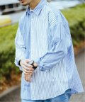 JOURNAL STANDARD/100/2 POPLIN CRAZY BIG SH / クレイジービッグシャツ/501957286