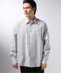 EDIFICE/ALLEGE / アレッジ Standard stripe shirts/501957696