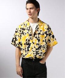 EDIFICE/ALLEGE / アレッジ Flower print shirts/501957698