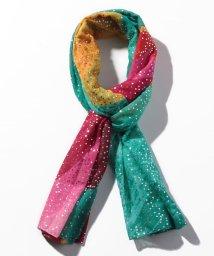 Desigual/スカーフ フラミンゴ/501509159