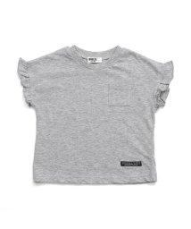 BREEZE / JUNK STORE/袖フリルTシャツ/501588997