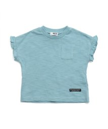 BREEZE/袖フリルTシャツ/501588997
