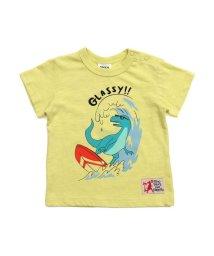 BREEZE / JUNK STORE/ダイナソーアイランドTシャツ/501589012