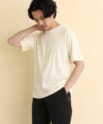 URBAN RESEARCH OUTLET/【DOORS】FORK&SPOON 綿麻ショートスリーブTee/501931223