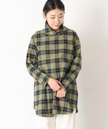 URBAN RESEARCH/【かぐれ】フランネルチェックハイネックプルオーバー/501932480