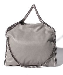 Stella McCartney/【STELLA McCARTNEY】トートバッグ/3 CHAIN SHAGGY DEER FALABELLA【LIGHT GREY】/501941453