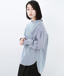 haco!/凛とした気分になる ロールネックシャツ/501943056
