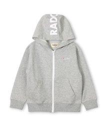 RADCHAP/ミニ裏毛ジップパーカー/501956896