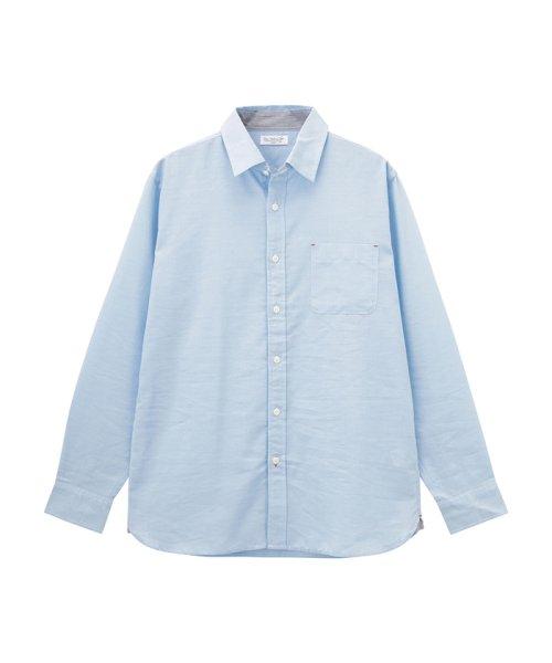 MAC HOUSE(men)(マックハウス(メンズ))/Free Nature Linen レギュラーシャツ 391102MH/01211001124