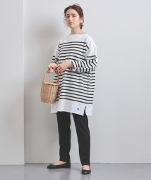 UNITED ARROWS/<STYLE for LIVING> サイドスリット パンツ/501958586