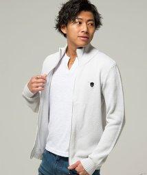 VIOLA/VIOLA【ヴィオラ】フルジップアップニットジャケット/501960175