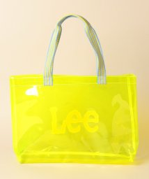 green label relaxing (Kids)/〔別注〕LEE(リー)ビニールトートバッグ/501960233