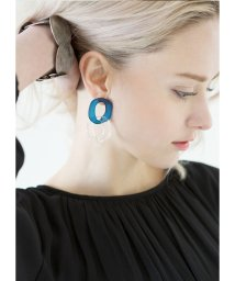 MIELIINVARIANT/Bicolor Clear Pierce/501960542