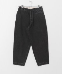 URBAN RESEARCH DOORS/unfil×DOORS 別注wide tapered trousers/501961174