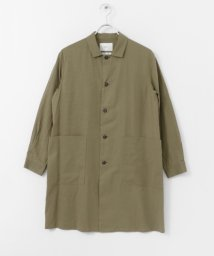 URBAN RESEARCH DOORS/UNIFY Long Shirts Coat     /501961185