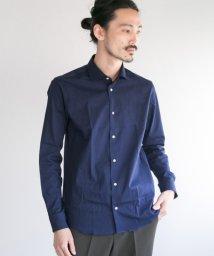 URBAN RESEARCH/URBAN RESEARCH Tailor インディゴショートポイントシャツ/501961225