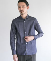 URBAN RESEARCH/URBAN RESEARCH Tailor インディゴショートポイントシャツ/501961226