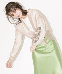 U by Spick&Span/≪追加予約≫シアーシャツ 2◆/501961578