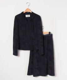 Leilian/花柄スーツ/500807465