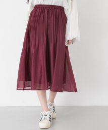 URBAN RESEARCH/【UR】シャイニープリーツスカート/501932391