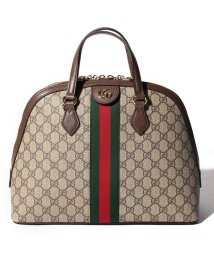 GUCCI/【GUCCI】2WAYハンドバッグ / OPHIDIA 【BEIGE/EBONY+BE.RED】/501936061