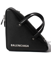 BALENCIAGA/【BALENCIAGA】2WAYハンドバッグ/TRIANGLE DUFFLE S【NERO】/501938523