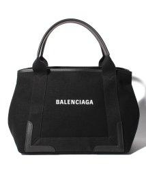 BALENCIAGA/【BALENCIAGA】トートバッグ/NAVY CABAS S【NERO】/501938524