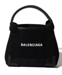 BALENCIAGA/【BALENCIAGA】2WAYトートバッグ/NAVY CABAS XS 【NERO】/501938528