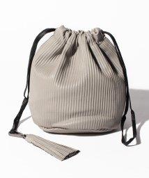 URBAN RESEARCH OUTLET/【WAREHOUSE】フェイクレザー巾着BAG/501941823