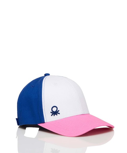 BENETTON (women)(ベネトン(レディース))/コットンマルチカラーキャップ・帽子/19P6G0PD41K9