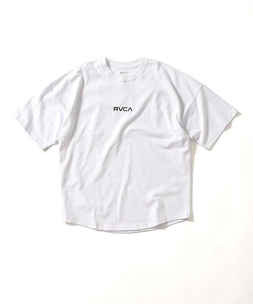nano・universe(ナノ・ユニバース)/RVCA:別注BIG RVCA TEE SS/6709124070