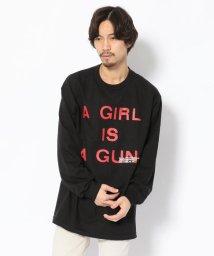 LHP/PLEASURES/プレジャーズ/GURL IS GUN LONGSLEEVE SHIRTS/ロングスリーブシャツ/501961663