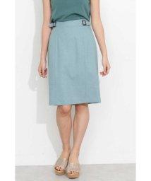 PROPORTION BODY DRESSING/サイドボタンベルトタイトスカート/501961862