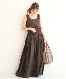 Spick & Span/【DAY upper hights】ノースリーブドレス◆/501962390