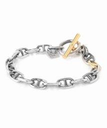 JOURNAL STANDARD relume Men's/sunny side Anchor Chain Bracelet w/gold/501962550