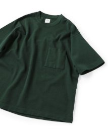 SHIPS MEN/SHIPS+Siora: No Fuzzing 鹿の子 Tシャツ/501962751