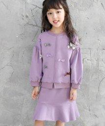 子供服Bee/フロントリボン付きセットアップ/501962897