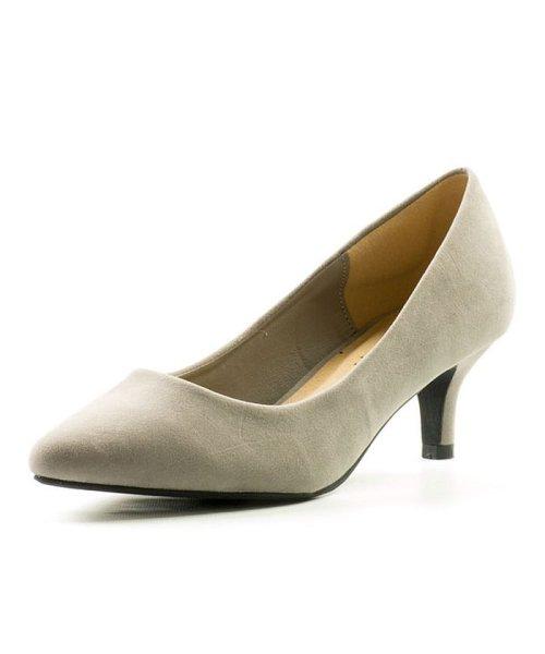 FOOT PLACE(フットプレイス)/レディース パンプス シンプル カラバリ MS-5415/MS-5415-SS