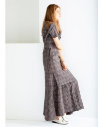 styling//サイドスリットリネンワンピース/501963915