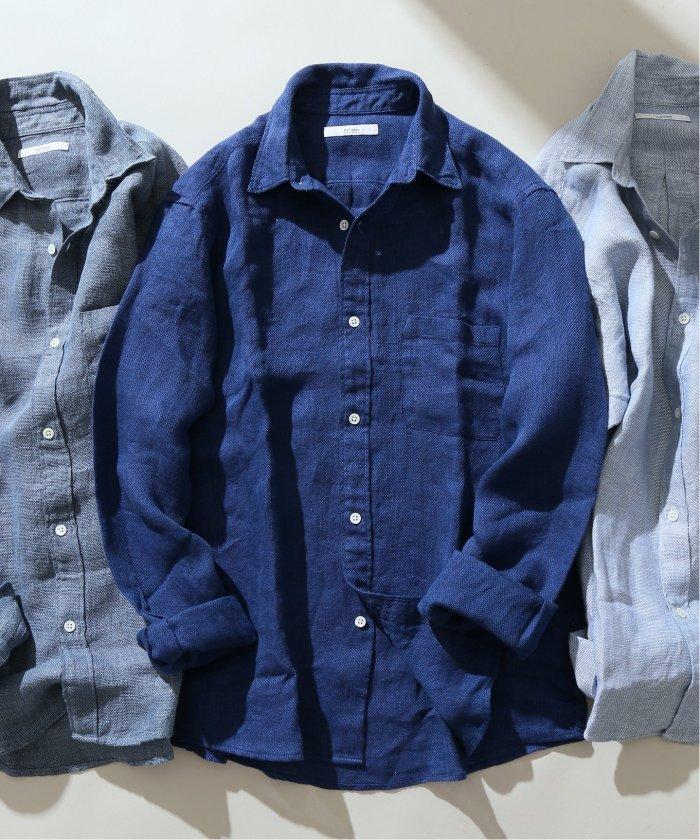 Linen Panama シャツ