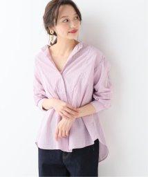 SLOBE IENA/コットンドビーシャツ/501964147