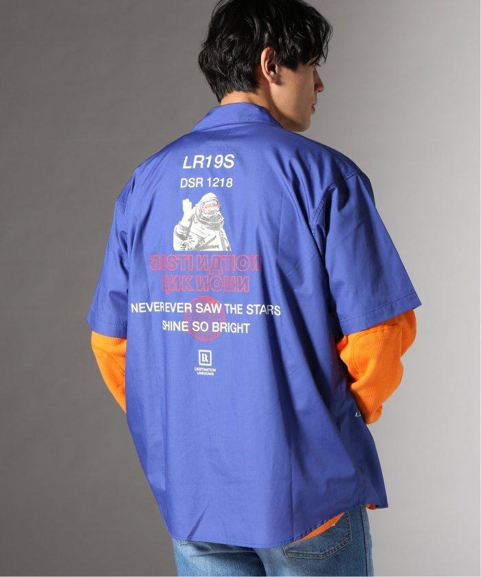 Liberaiders / リベレイダース: T/C SS Shirt for JSシャツ