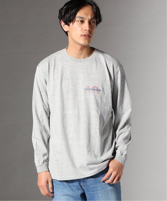 Liberaiders / リベレイダース: L/S tee for JS Tシャツ