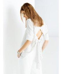 styling//バックリボンブラウス/501964171