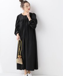 JOURNAL STANDARD/【TOIT VOLANT】BABYDOLL OVERSIZE CUFF:ワンピース/501964446