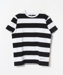 agnes b. HOMME/【WEB限定】SCE2 TS ボーダーTシャツ/501936036